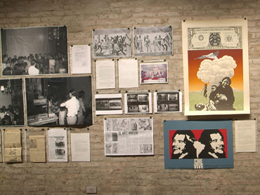 Inventario 1965-1975. Exposición en Centro Cultural Parque de España/AECID, 2008