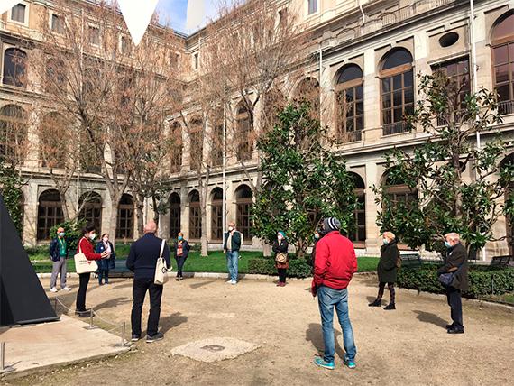 Primera sesión de la edición 2021 de equipoM en el Museo Reina Sofía