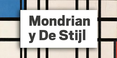 Mondrian folleto