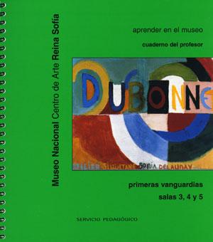 Primeras vanguardias. Cuaderno del profesor, 2003