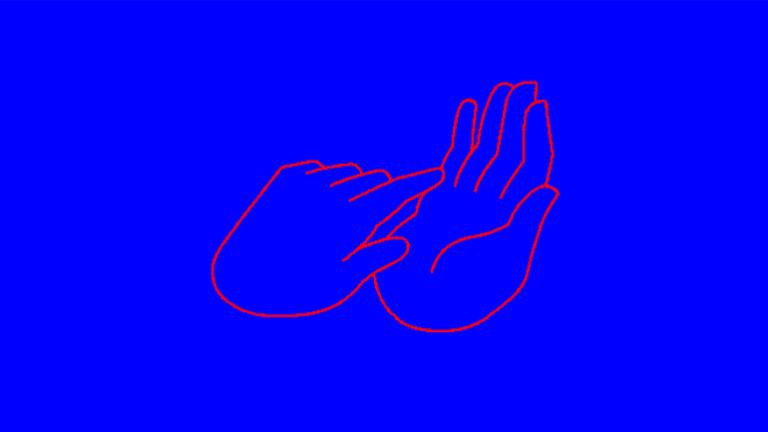 Como la palma de mi mano
