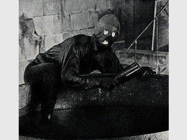 Louis Feuillades. Fantomas. Película, 1913