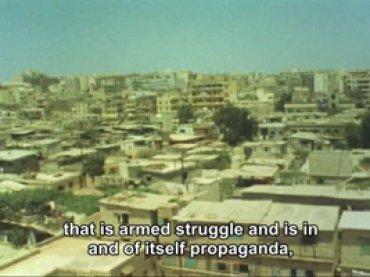 Masao Adachi y Koji Wakamatsu. Red Army/PLFP: Declaration of World War. Película, 1971