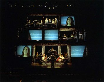Beryl Korot. The Cave, 1994