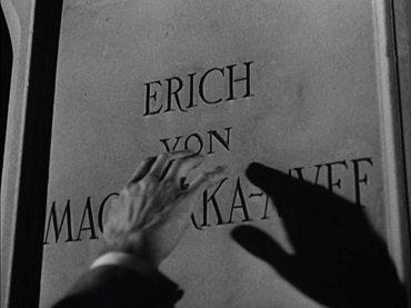 Jean-Marie Straub y Danièle Huillet. Machorka-Muff. Película, 1963
