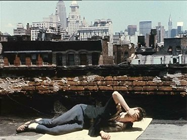 Jim Jarmusch. Permanent Vacation. Película, 1980, VOSE, color, 76'