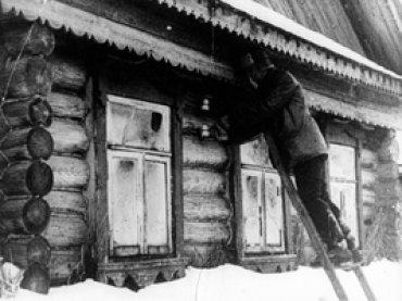 Dziga Vertov. Kino-pravda: 23. Radiopravda [Kino-Truth: 23. Radiopravda]. Film, 1925.  Courtesy of the Austrian Film Museum \ From the Special Collection Dziga Vertov
