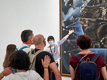 ¡Antorcha! Museo Reina Sofía, 2021