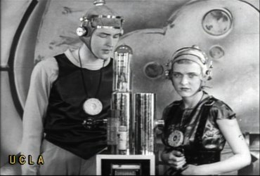 Harlan Tarbell. Buck Rogers in the 25th Century, 1934. Copy provided by the UCLA Film and Television Archive, Los Angeles