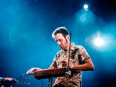 Rec Beat Festival. Recife Carnival, Brazil, 2018. Photograph: Kevin Andrade/Máquina 3