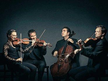 Cuarteto Kuss, © Molina Visuals