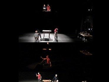 Colectivo Armadillo. 66 ejercicios. Obra escénica, 2015