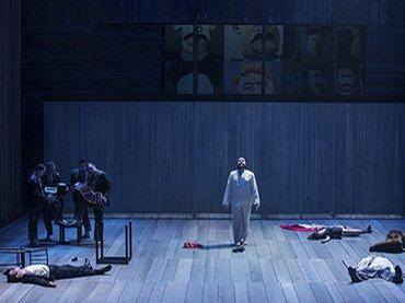 La Sombra de Wenceslao, Ópera de Rennes. 2016