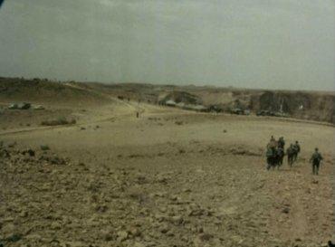Amos Gitai. Diario de campo. Película, 1982