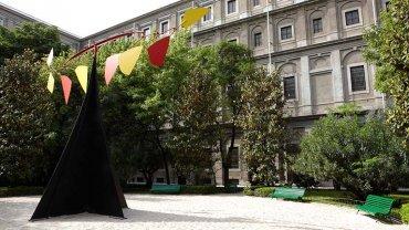 Image of Garden, Museo Reina Sofía