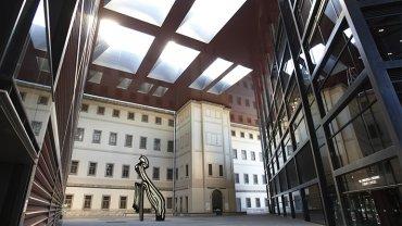 Imagen de Patio Nouvel, Museo Reina Sofía