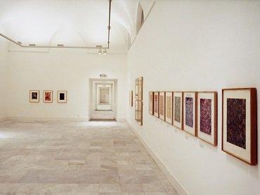 Exhibition view. Jasper Johns. Obra gráfica (1960-1985), 1987