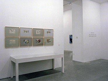 Exhibition view. Equipo 57, 1993