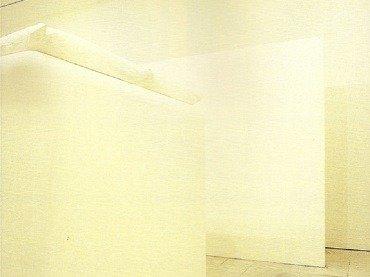 Vista de sala de la exposición. Álvaro Machimbarrena. El salto, 1999