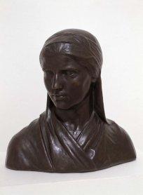Julio Antonio. Minera de Puertollano (Miner Woman from Puertollano), 1909. Sculpture. Museo Nacional Centro de Arte Reina Sofía Collection, Madrid