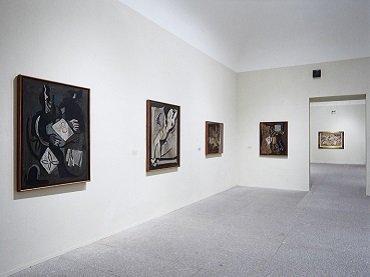 Exhibition view. Bores esencial. 1926-1971, 1999