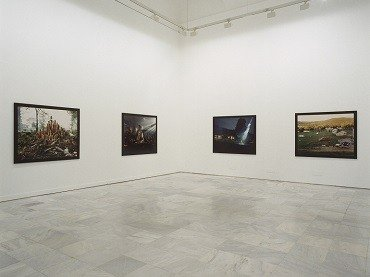 Exhibition view. Gregory Crewdson. House Taken Over, 1998