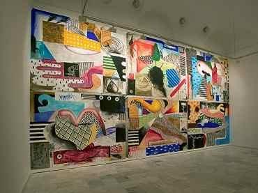 Exhibition view. Abraham Lacalle. Un lugar donde nunca sucede nada, 2005