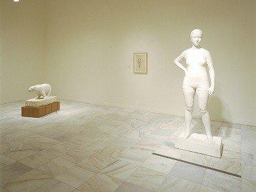 Exhibition view. Francisco Pérez Mateo. Escultor 1903-1936, 2002