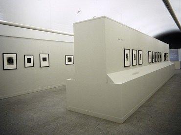 Exhibition view. László Moholy-Nagy. Fotogramas, 1922-1943, 1997
