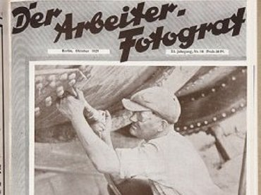 Der Arbeiter Fotograf. Neuer Deutcher Verlag. Berlín, N. 10, 1929. Revista Ilustrada. Biblioteca y Centro de Documentación. Museo Nacional Centro de Arte Reina Sofía. Madrid
