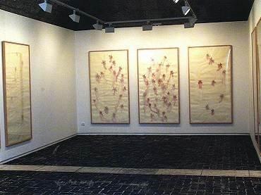 Exhibition view. Sicilia en Silos, 2000
