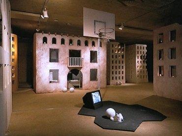 Francesc Torres. Belchite/South Bronx: Un paisaje Trans-Cultural y transhistórico, 1987 - 1988. Installation. Museo Nacional Centro de Arte Reina Sofía Collection, Madrid