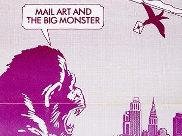 El Arte Correo y el Gran Monstruo (detalle), 1977