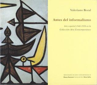 Antes del informalismo. Arte español 1940-1958 en la Colección Arte Contemporáneo