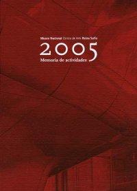 Memoria de actividades 2005