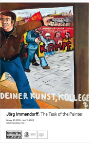 Jörg Immendorff. The Task of the Painter
