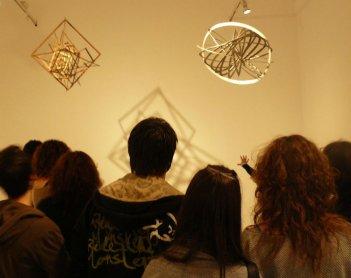 Una de las visitas a la exposición Rodchenko & Popova. Definiendo el constructivismo