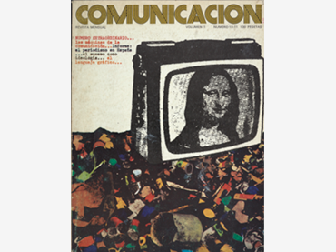 Alberto Corazón, Comunicación XXI, Vol. 1, Nº 10-11, 1973. © Alberto Corazón, A+V, 2021