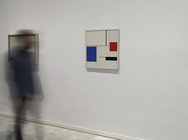 Visita comentada a Mondrian: aproximaciones y derivas