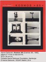 Hanne Darboven, Kosmos >85< [Cosmos >85