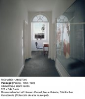 Richard Hamilton, Passage (Pasillo), 1994-1995
