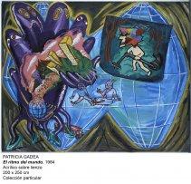 Patricia Gadea. El ritmo del mundo, 1984. Colección particular