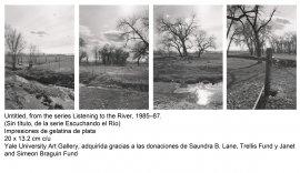 Robert Adams: El lugar donde vivimos. Una selección retrospectiva de fotografías