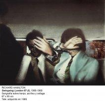 Richard Hamilton. Swingeing London 67 (f), 1968-69