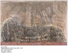 Elly Strik, Freuds Sofa (El sofá de Freud), 2007-2012