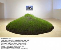 Hans Haacke.  Castillos en el aire(imagen 04)