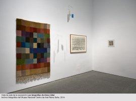 Las biografías de Amos Gitai, vista de sala / gallery view (imagen 4)