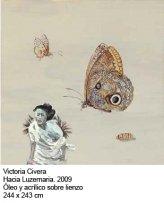 Victoria Civera, Hacia Luzernaria, 2009