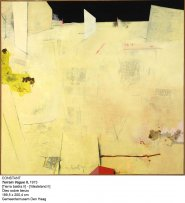 Tierra baldía II. Óleo sobre lienzo, 1973