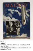 VV.AA. Madrid. Barcelona, Industries Graphiques Seix i Barral, 1937